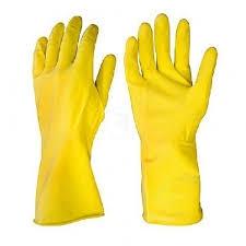 Guantes Amarela