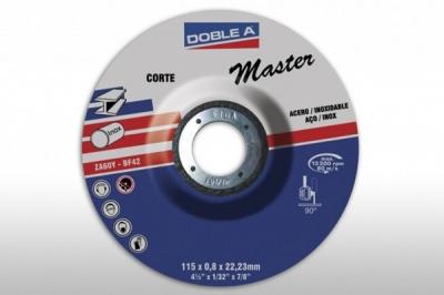 Disco De Corte Doble A 115x1.0