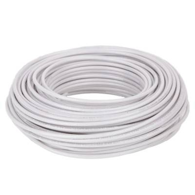 Cable Tipo Taller 2x2,5 Blanco