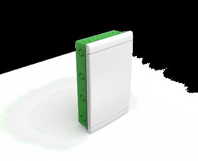Caja Embutir P/48 Mod Pta Bca