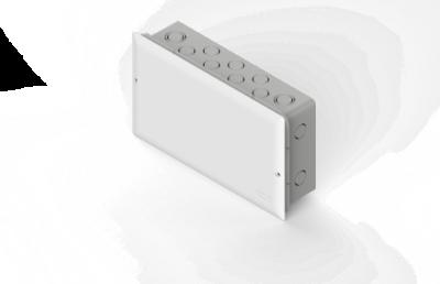 Caja De Pase De Embutir 25 X30