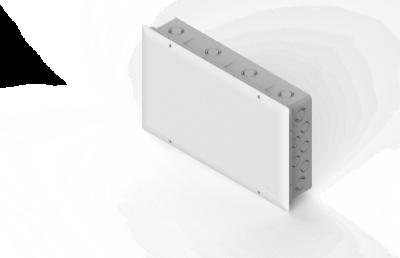 Caja De Pase De Embutir 25 X42