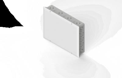 Caja De Pase De Embutir 33 X42