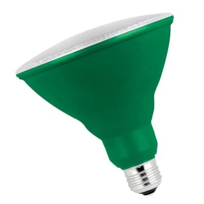 Lamp Led Par 38 6w E27 Verde