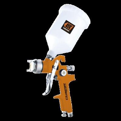 Pistola De Pintar Hvlp Graveda