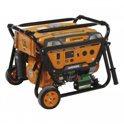 Generador Naftero 3500w Extrem