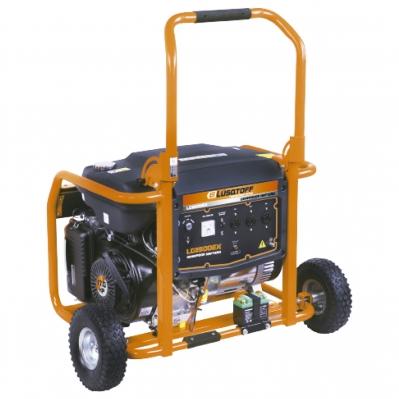 Generador Naftero -8500w-380v
