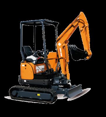 Excavador Con Oruga 13.5 Hp