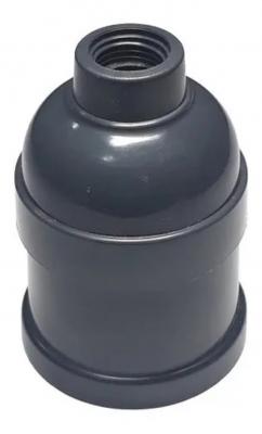 Portalampara 2 Piezas Negro