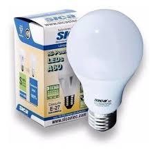 Lamp Led Clas E27 3 Niv 9w Lc