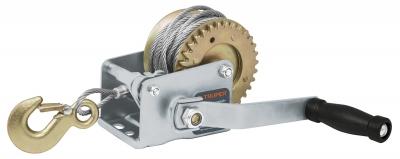 Malacate Con Cable De 270 K