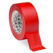 Cinta 3m Ducto Rojo 48x9mts