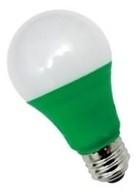 Lampara A60 3w E27 Verde