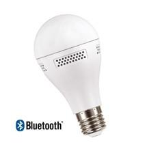 Lamp Led 9w E27 C/parlante Lc
