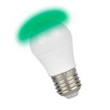 Lampara Gota Led 3w E27 Verde