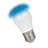 Lampara Gota Led 3w E27 Azul