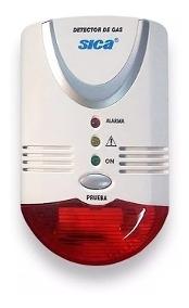 Detector Sica De Gas
