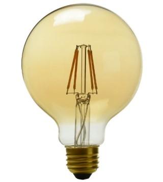 Lamp Led Filam 4w Globo