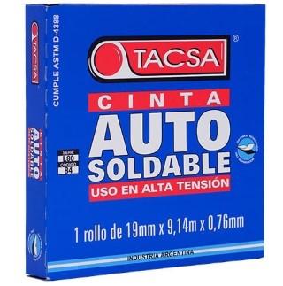 Cinta Autosold X4.57mts Tacsa
